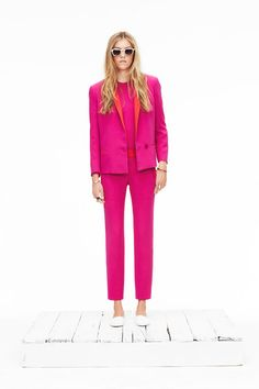 Jenni Kayne Spring 2013 - You are GOING to make this suit! You have the fabric, get to it!