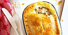 Sydney-based food editor and baking whiz Anneka Manning shares her recipe for Chicken, Leek and Thyme Pies.