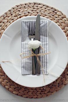 Table-setting ♥