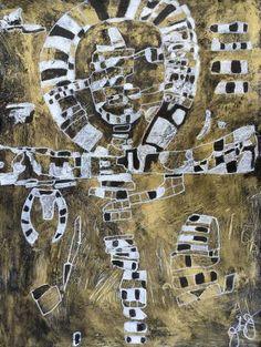 glyph 39. Glyphs, Abstract Expressionism, Custom Framing, City Photo, Saatchi Art, Original Paintings, Fine Art, Visual Arts, Symbols