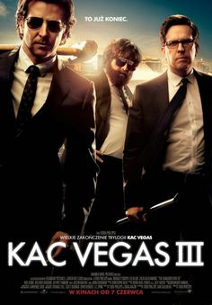 The Hangover Part III is the third and final installment in The Hangover film franchise. It is directed and co-written by Todd Phillips and it stars Bradley Cooper, Ed Helms, Zach Galifianakis, Justin Bartha, and Ken Jeong. In this third and final Ha. The Hangover, Justin Bartha, Ken Jeong, Bradley Cooper, Funny Movies, Comedy Movies, Great Movies, Funny Comedy, Movie Posters