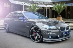 2014 BMW 5-Series by JMS