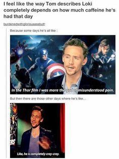 Come on, Tom