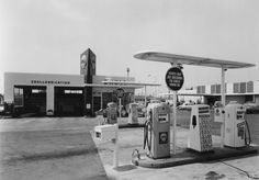 298 Best Gas Stations images in 2018 | Filling station, Old gas