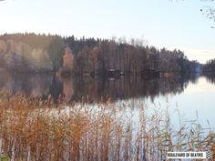Syksyinen järvi