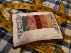 lovetostitch: Hopping To It and a Pincushion or Two