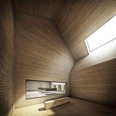 New Crematorium in the Hörnli Cemetary Competition Entry / Josep Ferrando, David Recio, Rafael Aliende