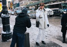 #StreetStyle   #NYC Ece Sukan