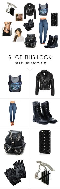 """""""Payback"""" by prettyplease-mua ❤ liked on Polyvore featuring NLY Trend"""