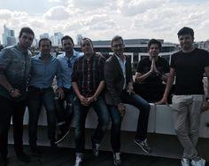 El Dream Team de YouTube (#ElRubius, #WillyRex y #Vegetta) se une a #WebediaES #youtubers