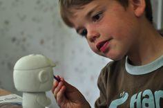 الأشغال الفنية للأطفال