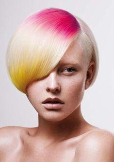 Idées de couleur pour 14 cheveux