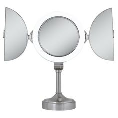 1000 images about battery operated makeup mirror on pinterest lighted makeup mirror lighted. Black Bedroom Furniture Sets. Home Design Ideas