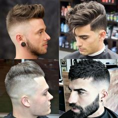 25 Fresh Haircuts For Men  #hairstyles #Mens
