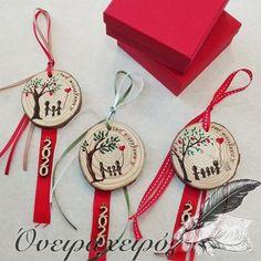 Πρωτότυπο προσωποποιημένο δώρο για οικογένειες με 1,2 ή 3 παιδιά Angels, Personalized Items, Christmas, Xmas, Angel, Navidad, Noel, Natal, Kerst