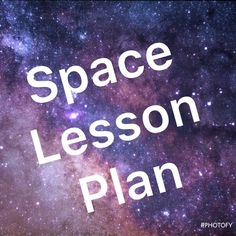 5-4-3-2-1 Blast off into space! When preparing my outer space lesson plan I…