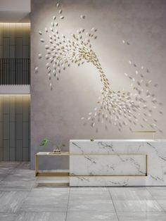 World's 5 Best Luxury Hotel Lobby Designs | Brabbu Contract, Hotel Lobby, Best Hotels | #interiordesign #besthotels #five-star #luxury #besthotels | FULL ARTICLE: https://goo.gl/zDR6a1