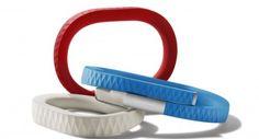 Jawbone Up: Bewegungs- und Schlaf-Tracker fürs Handgelenk.