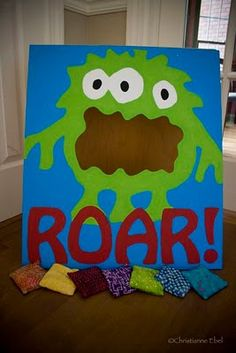 Great link for a monster themed party!