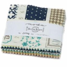 """Sunday Supper Mini 2.5"""" Charm Pack by Sweetwater for Moda Fabrics"""