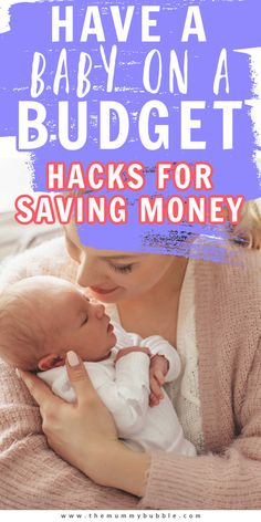 Having a baby on a tight budget? Here are 11 smart ways to save money on having a baby and make sure you can afford to have a baby. #baby #budgeting Newborn Baby Tips, Baby Baby, Baby Kids, Taking Care Of Baby, Having A Baby, Getting Ready For Baby, Preparing For Baby, Baby On A Budget, Saving Money