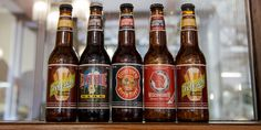Not only were these brews born in Wisconsin, but they're named after it too! Try a bottle of these Wisconsin beers, brewed locally and enjoyed by all.
