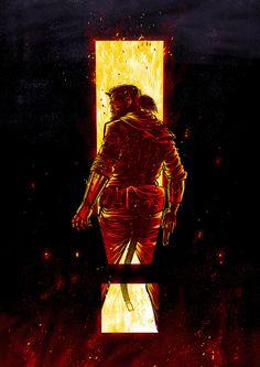 A.R.C.H.I.V.E. — pixalry: Metal Gear Solid 5: The Phantom Pain -...