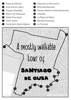 A Mostly Walkable Tour of Santiago de Cuba {Guest Post by My Gipsy Soul}