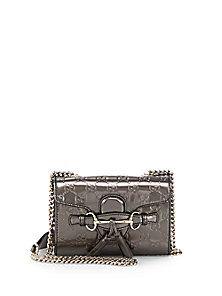 Gucci - Emily Shiny Guccissima Leather Shoulder Bag 7e9b347e516
