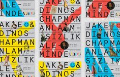 Jake & Dinos Chapman - In the Realm of the Senseless on Behance