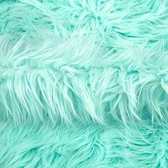 Elle Kids 26x310 Arctic Shag Accent Rug Mint Green