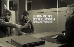 Canadian Olympians Jesse Lumsden, Justin Kripps 'push stuff' — and then some — in fundraising video