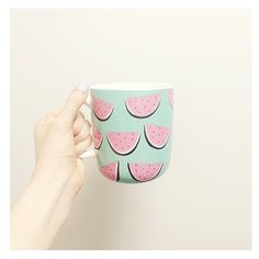watermelon mug... gotcha!