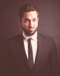 Zachary Levi being adorable