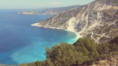 Kefalonie, Myrtos