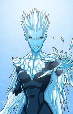 Killer Frost by phil-cho.deviantart.com on @DeviantArt