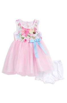 Pippa   Julie Sleeveless Tulle Dress (Baby Girls) available at  Nordstrom  Coco Moda 7e01e39251c