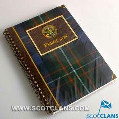 Fergusson Clan Crest