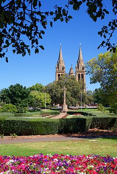 St Pete - Cathedral, Adelaide, South Australia, Oceania