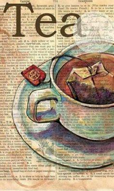 A mi té con Amor