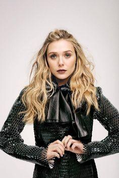 Elizabeth Olsen • L'Officiel Paris, Sept 2015