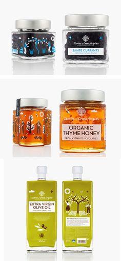 Stories of Greek Origins, Greek products. Designed by Bob Studio #packaging #design