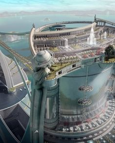 Gimme Something For The Pain: The World's Future MEGAPROJECTS (2015-2030's)