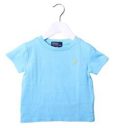 Ralph Lauren Sky Blue Logo T-Shirt