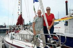 Adventure of a lifetime, the couple went for a week cruise and returned about 16 years