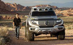 Et si la voiture électrique n'avait finalement aucun avenir ? Et si la technologie automobile de demain était l'hydrogène ? Mercedes semble en tout cas y croire avec son nouveau concept de SUV Ener-G-Force.