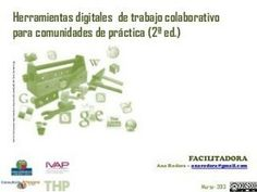 Herramientas digitales de trabajo colaborativo para comunidades de ...