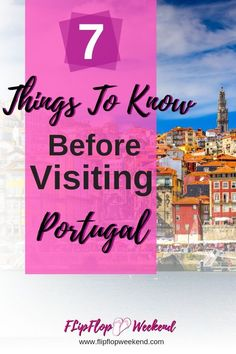 Things To Know Before Visiting Portugal - - Before visiting Portugal, there are a few things which you should know. Many of these things might be common knowledge, but many tourists ignore or forget them before planning a trip to Portugal. Hotels Portugal, Visit Portugal, Portugal Travel Guide, Portugal Trip, Travel Tips, Travel Destinations, Travel Europe, History Of Portugal, Venice Travel