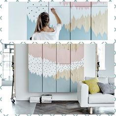 Check out Design Series: Express Yourself with DIY on the IKEA Share Space Blog.
