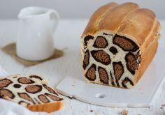 Delikátny chlieb z leopardieho mlieka budú deti milovať